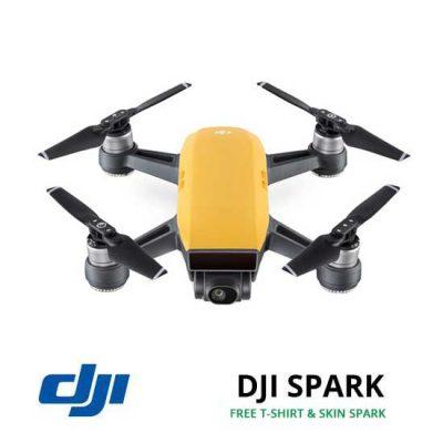 jual drone DJI Spark - Sunrise Yellow harga murah surabaya dan jakarta