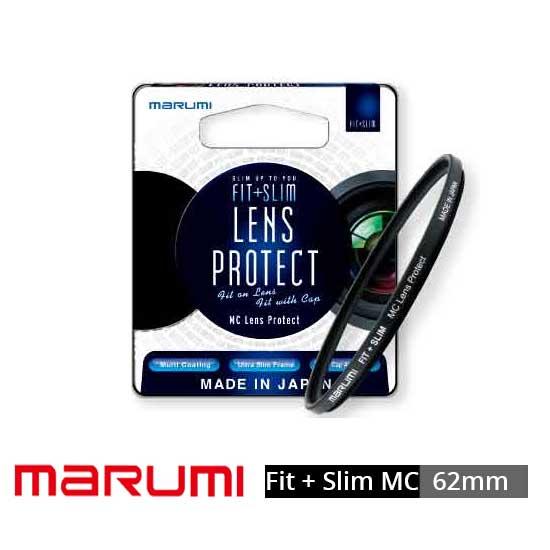 Jual Marumi FitSlim Lens Protect 62mm Filter Lensa Murah. Cek Harga Marumi FitSlim Lens Protect 62mm Filter Lensa disini, Toko Aksesoris Kamera Online Surabaya Jakarta