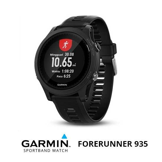 Thumb Garmin Forerunner 935 Black