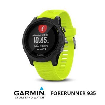 Jual Garmin Forerunner 935 Force Yellow