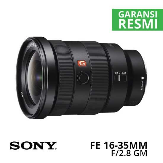 Thumb Sony FE 16-35mm f2.8 GM