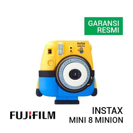 jual kamera FujiFilm Instax Mini 8 Minion harga murah surabaya jakarta