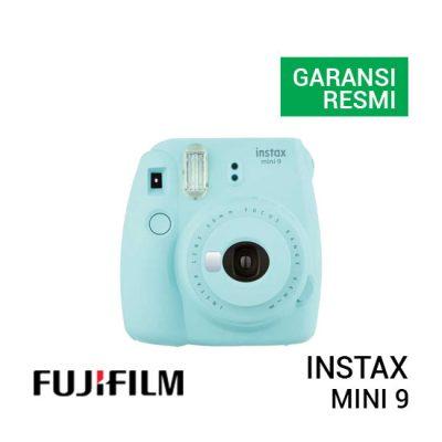 jual kamera FujiFilm Instax Mini 9 Ice Blue harga murah surabaya jakarta