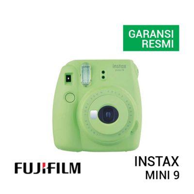 jual kamera FujiFilm Instax Mini 9 Lime Green harga murah surabaya jakarta