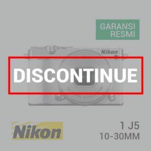 jual kamera Nikon 1 J5 Kit 10-30mm White harga murah surabaya jakarta