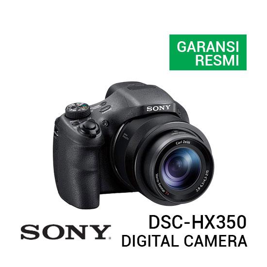 jual kamera Sony Cybershot DSC-HX350 harga murah surabaya jakarta