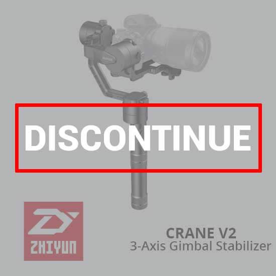 jual stabilzer Zhiyun Crane V2 3-Axis Stabilizer Gimbal Camera harga murah surabaya jakarta