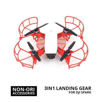 jual DJI Spark 3in1 Landing Gear