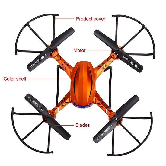 jual JJRC Quadcopter H12W