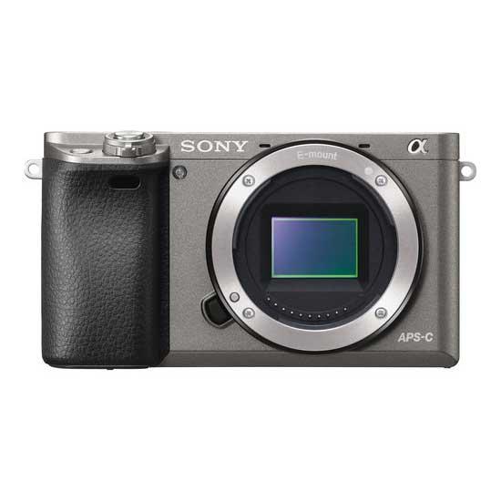 Jual Sony A6000 Kit E 35mm f/1.8 OSS Graphite