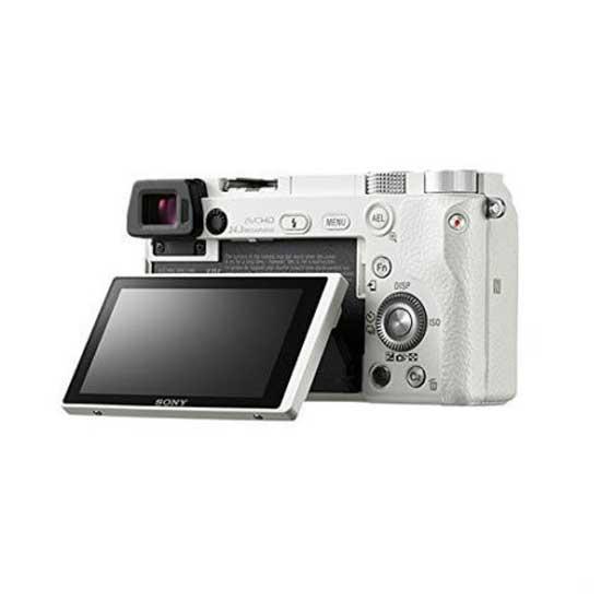 Jual Sony A6000 Kit E 35mm f/1.8 OSS White