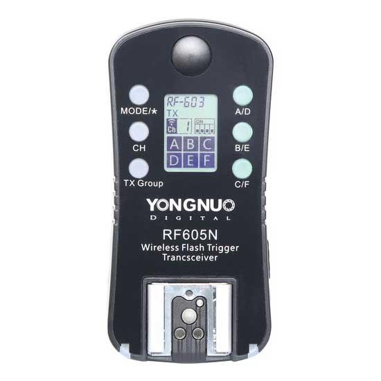 Jual YongNuo RF-605N Single Transmitter For Nikon