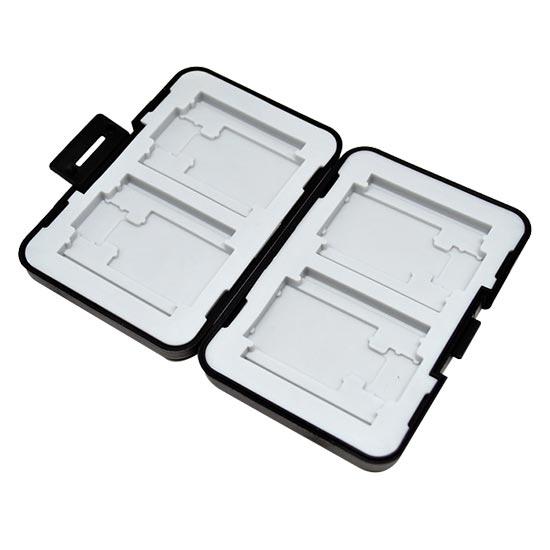 jual Memory Case fits 4 slot (MicroSD-SDcard)