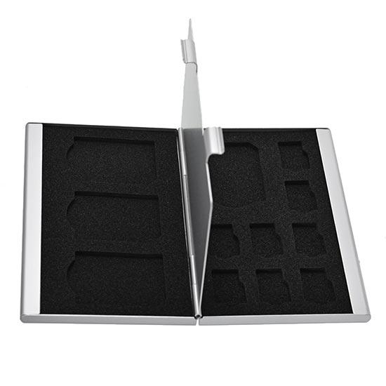 jual Memory Case fits 8 MicroSD 4 SDCard