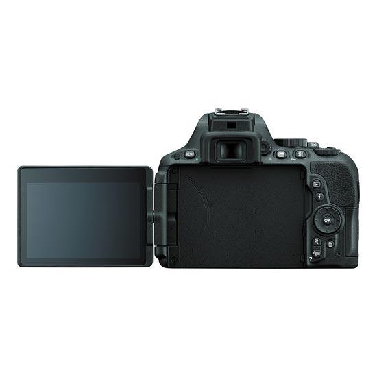 jual Nikon D5500 Kit AF-P 18-55mm VR