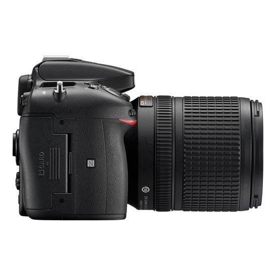 jual Nikon D7200 Kit AF-S 18-140mm f3.5-5.6G ED VR