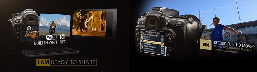 jual Nikon D7200 Kit AF-S 18-140mm f2.5-5.6G ED VR