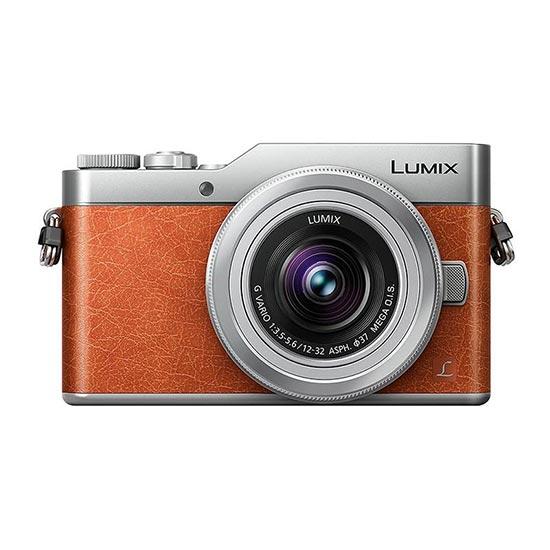 jual Panasonic Lumix DC-GF9K Mirrorless Camera Orange