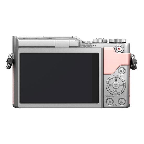 jual Panasonic Lumix DC-GF9K Mirrorless Camera Pink