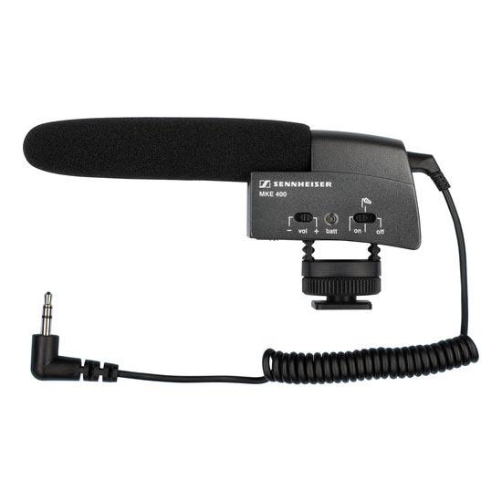 jual Sennheiser MKE 400 Shotgun Microphone