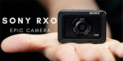 Sony RX0 Action Camera Pesaing GoPro - Cek Harga Sony RX0 Action Camera Terbaru Sony disini, Plazakamera.com
