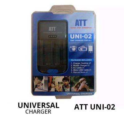 Jual ATT Universal Charger UNI-02
