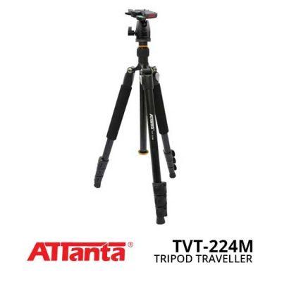 Jual Attanta TVT-224M Traveller Tripod