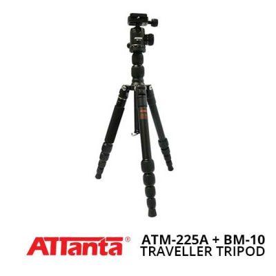 Jual Attanta Traveller Tripod ATM-225A + BM-10