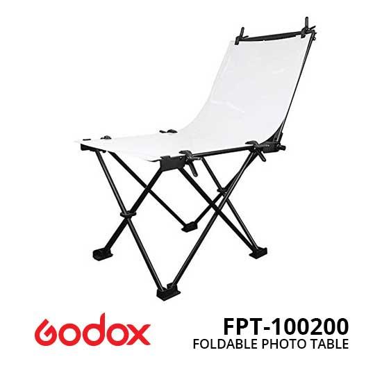 Thumb Godox FPT-100200 Foldable Photo Table