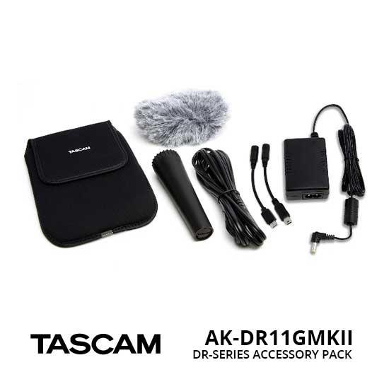 Jual Tascam AK-DR11GMKII DR-Series Accessory Pack