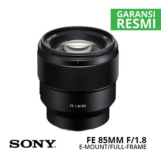 Thumb SONY FE 85mm F1.8