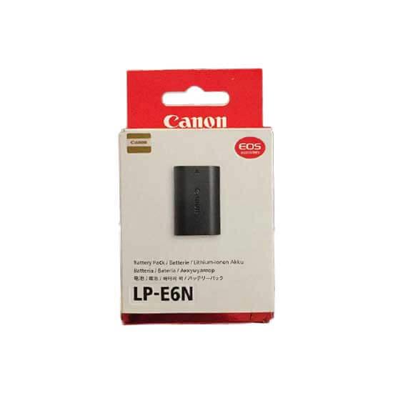 jual Baterai Canon LP-E6N Original harga murah surabaya jakarta