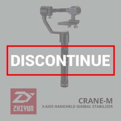 jual Zhiyun Crane-M 3-Axis Handheld Gimbal Stabilizer harga murah surabaya jakarta