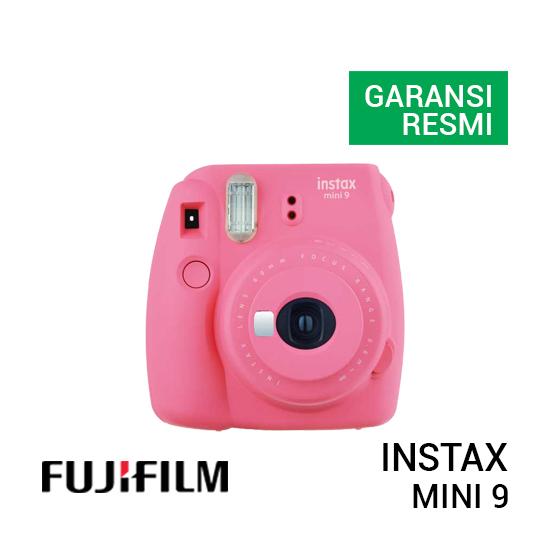 jual kamera FujiFilm Instax Mini 9 Flamingo Pink harga murah surabaya jakarta