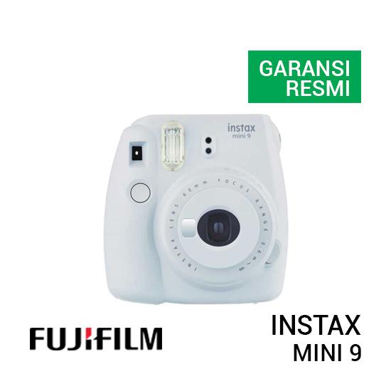 jual kamera FujiFilm Instax Mini 9 Smoky White harga murah surabaya jakarta