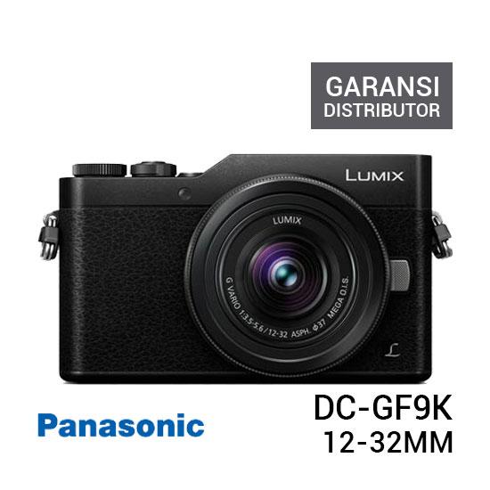 jual kamera Panasonic Lumix DC-GF9K Mirrorless Camera Black harga murah surabaya jakarta