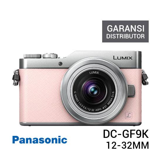 jual kamera Panasonic Lumix DC-GF9K Mirrorless Camera Pink harga murah surabaya jakarta