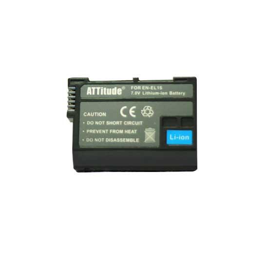 Harga Baterai EN-EL15 untuk Kamera Nikon D7000, D7100