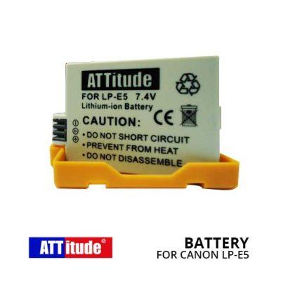 Jual Baterai LP-E5 untuk Kamera Canon EOS 450D 500D 1000D