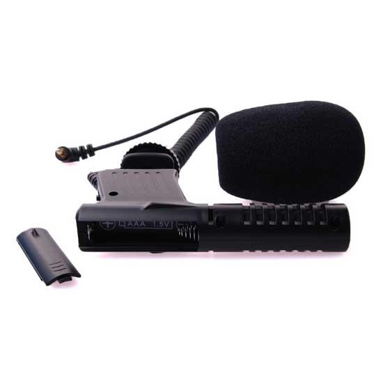 Jual Boya BY-VM01 Mini Directional Video Condenser Microphone
