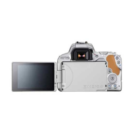 Jual Canon EOS 200D Kit EF-S 18-55 IS STM Silver