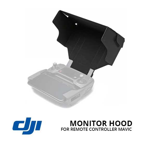 Jual DJI Mavic Remote Controller Monitor Hood