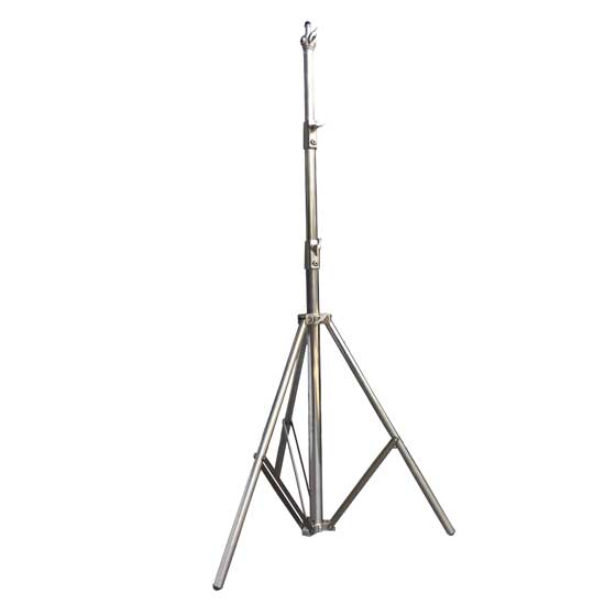 Jual Excell Light Stand Power Silver Edition