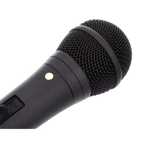 Jual Rode M1-S Live Dynamic Microphone with Lockable Switch