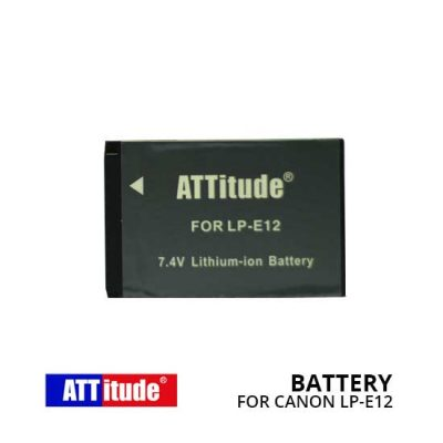 Jual ATT Battery for Canon LP-E12