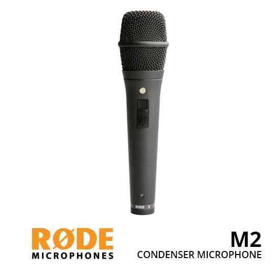 Jual Rode M2 Live Condenser Microphone