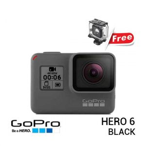 jual GoPro HERO 6 Black harga murah surabaya jakarta