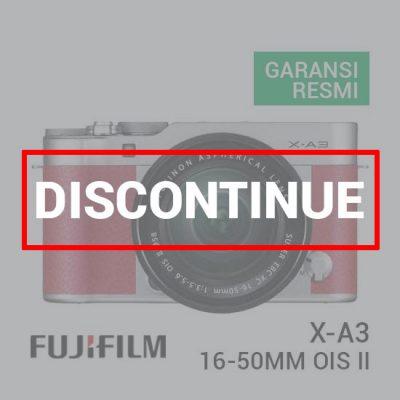 FUJIFILM X-A3 Kit XC 16-50mm f/3.5-5.6 OIS II Pink