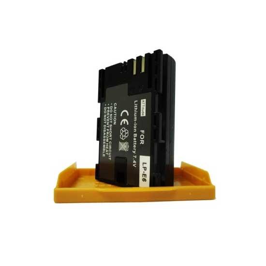 Harga Baterai LP-E6 untuk Kamera Canon EOS 5D Mark II, 5D Mark III, 60D, 6D dan 7D