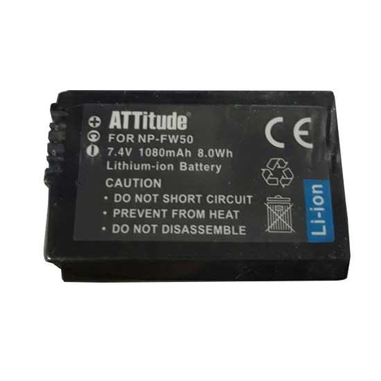 Harga Baterai NP-FW50 untuk Kamera Sony A5000, Sony A5100, Sony A6000, Sony A6300, Sony A6500